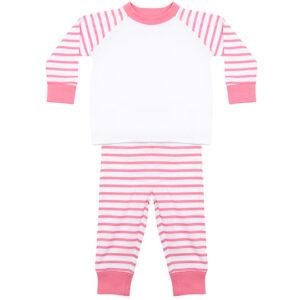 Weiss-Pink