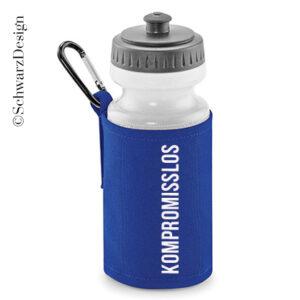 Hüft-/Gürteltasche mit Trinkflasche