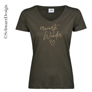 T-Shirts | V-Schnitt