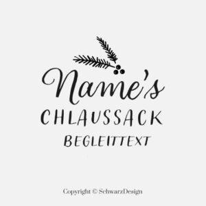 Chlaussack