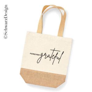 Jute-Shopper