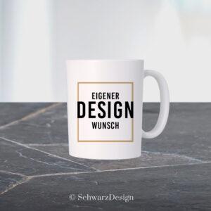 """Fototasse """"Eigener-Designwunsch"""""""