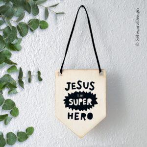 Wimpel «jesus»